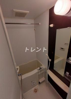 【浴室】ヴィルフォーレ新宿