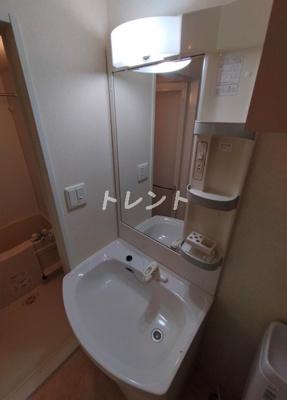 【独立洗面台】ヴィルフォーレ新宿