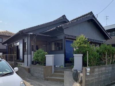【外観】宮崎市島之内中古住宅
