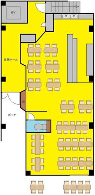 【外観】居抜 1階店舗 西中島 西中島南方駅