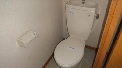 【トイレ】レオパレスさくら