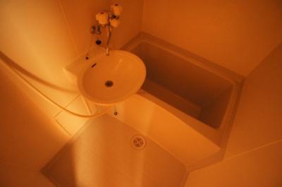 【浴室】レオパレスいずみ