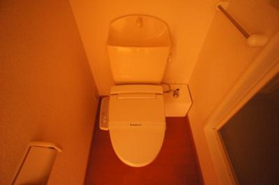 【トイレ】レオパレスいずみ