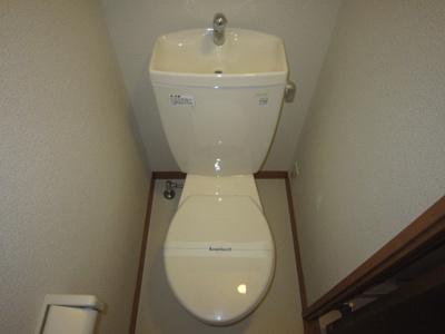 【トイレ】レオパレスさち