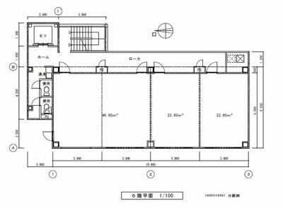 【外観】業種相談可 スクール 高倉町 都島駅