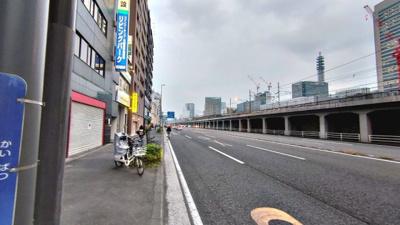 【周辺】グリフィン横浜・桜木町十番館