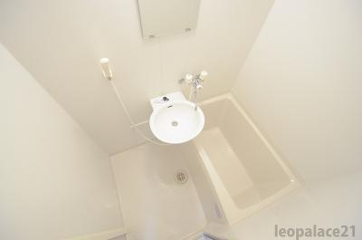 【浴室】レオパレスベル日吉