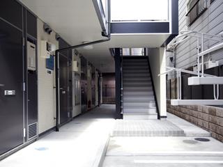 【エントランス】レオパレスベル日吉