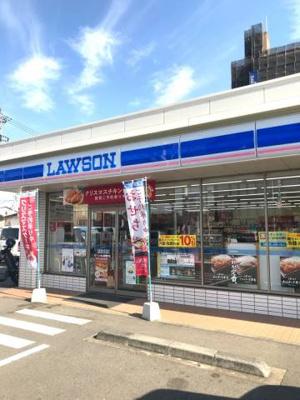 ローソン松山問屋町店 819m