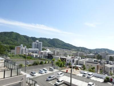 【展望】コスモ神戸六甲ヶ丘