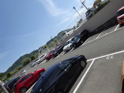 【駐車場】コスモ神戸六甲ヶ丘
