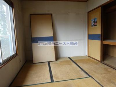 【寝室】田中マンション