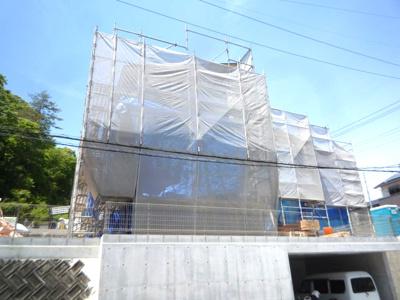 【外観】高知市加賀野井2丁目新築戸建(東)