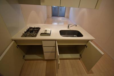 【キッチン】大切なペットと暮らせるワンランク上のお部屋です ルフォンプログレ南麻布