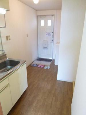 【キッチン】ジュネス阪本(D-room)