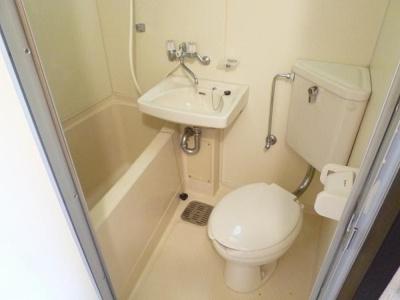 【浴室】ジュネス阪本(D-room)