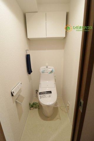 トイレも新規交換済みです♪