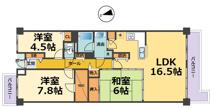 ステイツ西宮若草町(鳴尾北小・学文中・鳴尾駅)の画像
