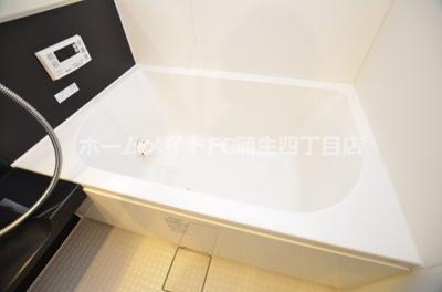 【浴室】ミッドシティ城東グランデ