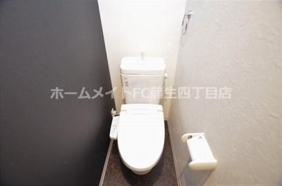 【トイレ】ミッドシティ城東グランデ