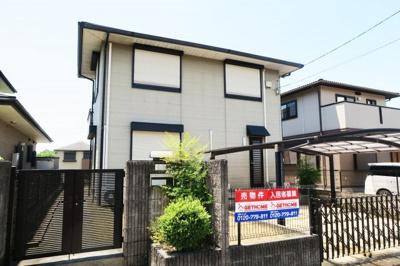【外観】京丹波町実勢貸家