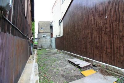 【外観】伏見区深草下川原町 注文建築 建築条件なし 土地