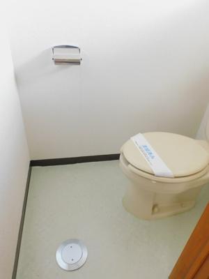 【トイレ】第二磯部コーポ