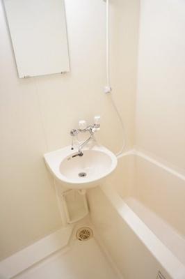 【浴室】カーザ・モラエス