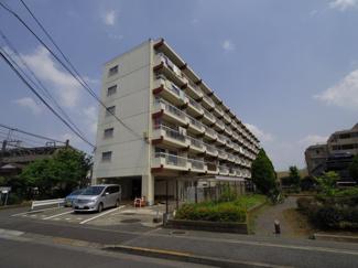 総戸数111戸、急行停車駅「田無」駅徒歩10分の通勤通学に便利なアクセス良好な好立地