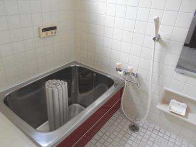 【浴室】日夏町借家