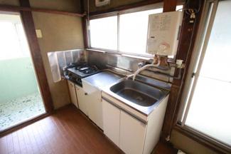 【キッチン】多摩川1丁目アパート