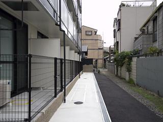 【バルコニー】レオパレス東淡路WEST