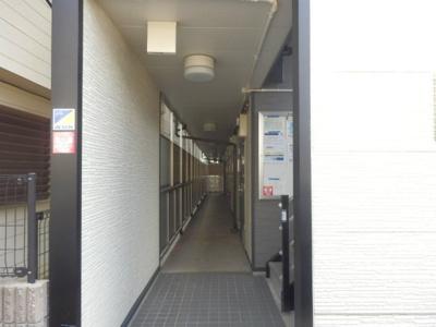 【その他共用部分】レオパレスコンフォール18