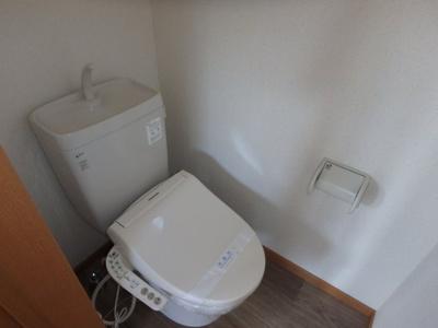 日吉町 ドリーム日吉D 3LDK トイレ