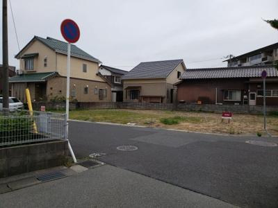 【外観】鳥取市田園町4丁目土地