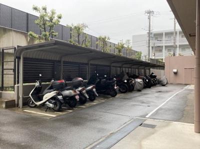【駐車場】ライオンズマンション住吉川