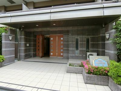 【エントランス】日神パレステージ拝島