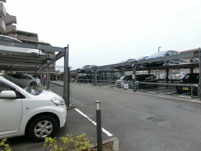 【駐車場】日神パレステージ拝島
