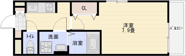ヒノカ1 1K 賃貸 アパート ハイツ いい部屋ネット 大東建託