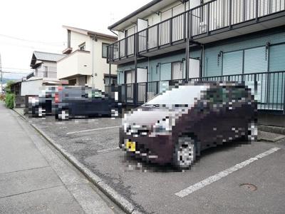 【駐車場】ツインリーブスA