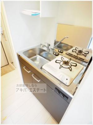 【キッチン】ハーモニーテラス西新井栄町