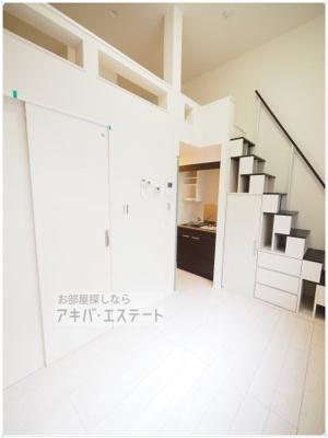 【居間・リビング】ハーモニーテラス西新井栄町