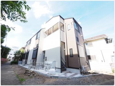 【外観】ハーモニーテラス西新井栄町