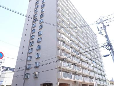 総戸数108戸のマンションは、少なすぎず、多すぎずの戸数です。