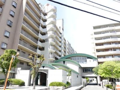 総戸数376戸の広島屈指の大規模マンションです!