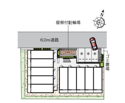 【区画図】ガーデンハイツ汐見台