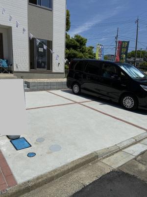 【駐車場】新築一戸建て クワイエ薬師台第12