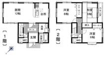 岸和田市小松里町 戸建の画像
