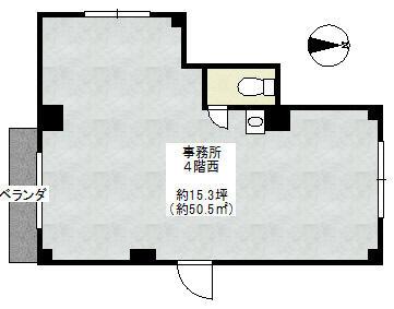 【外観】各教室 事務所可 玉津 玉造駅