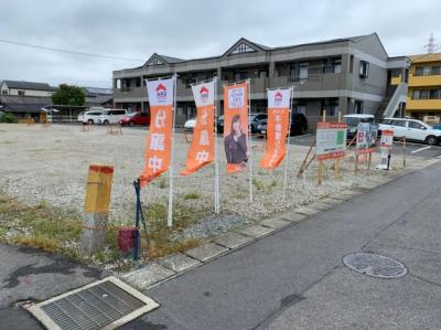 【外観】西尾市寄住町神明 D区画